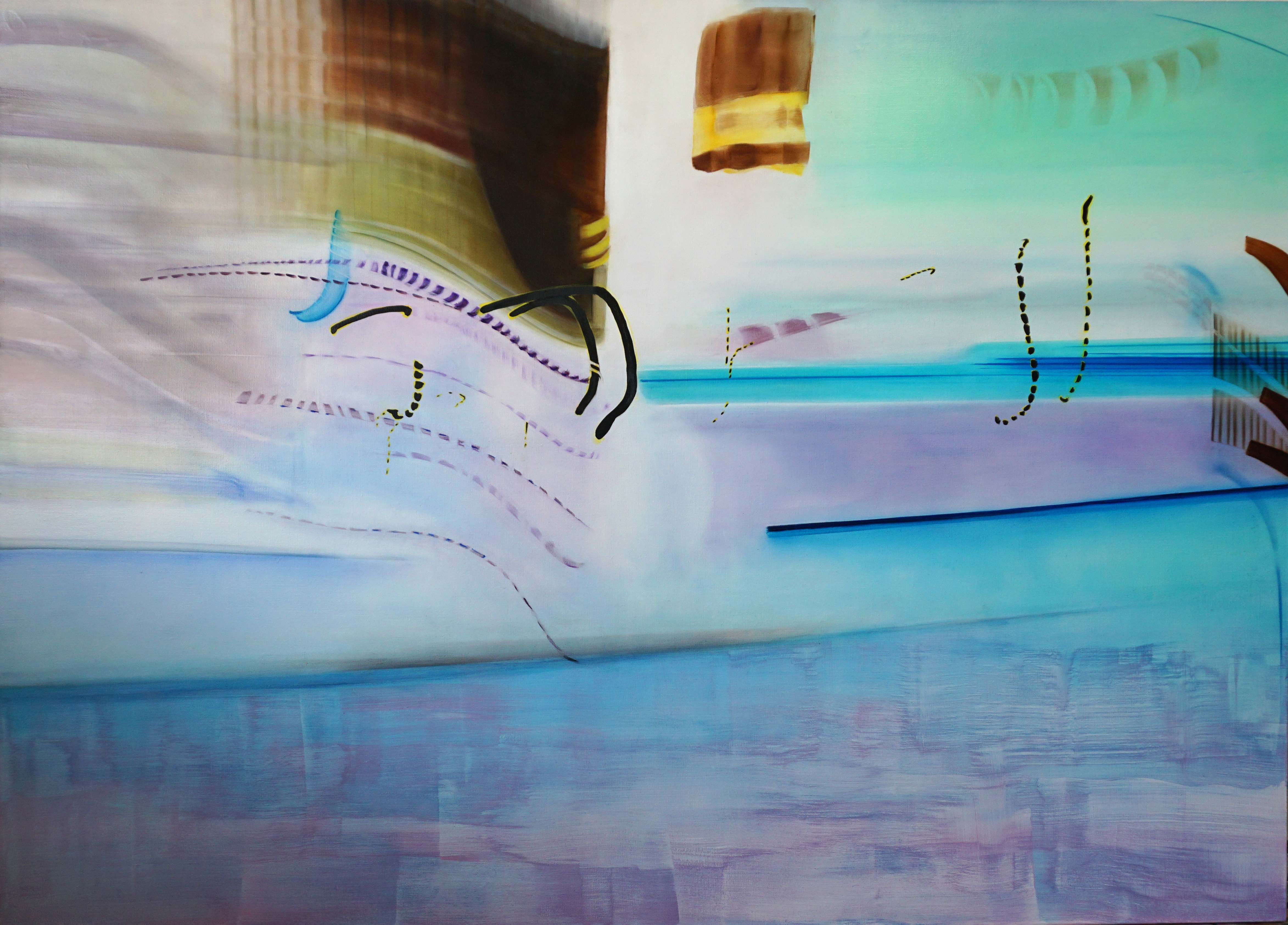 Ahlfors-Riikka_Floating-158x 220cm-oil-on-canvas_2019